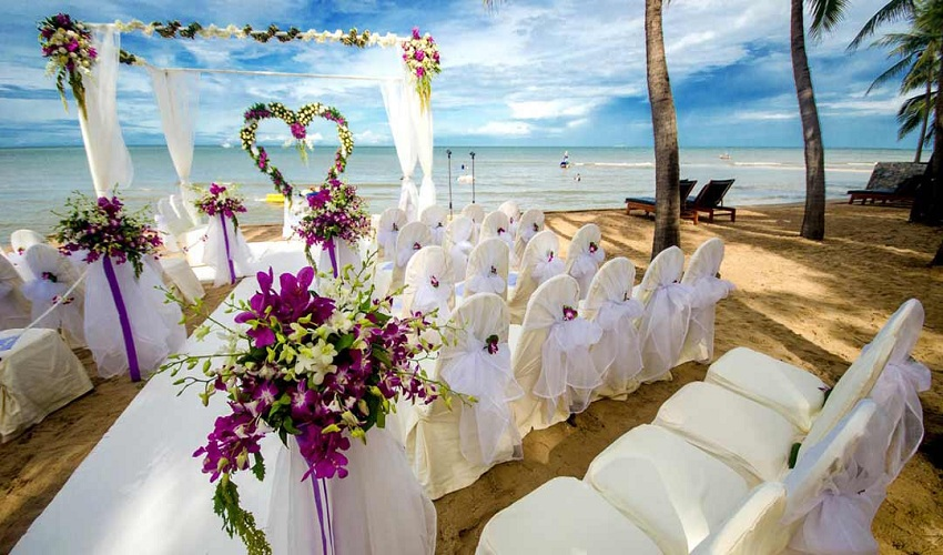 Best Places for a Destination Wedding